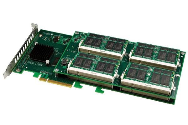 OCZ Z-Drive R2 – SSD-накопитель с интерфейсом PCI-E