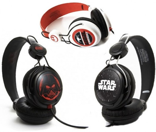 Наушники для фанатов «Звездных войн»