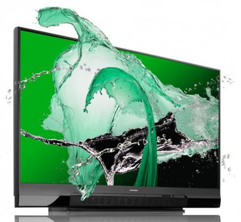 Mitsubishi WD-82738: 82'', 3D TV всего за 3800$
