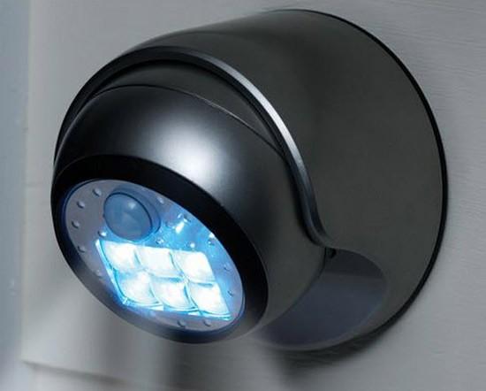 Боитесь воров? Беспроводные светляки – вот выход.