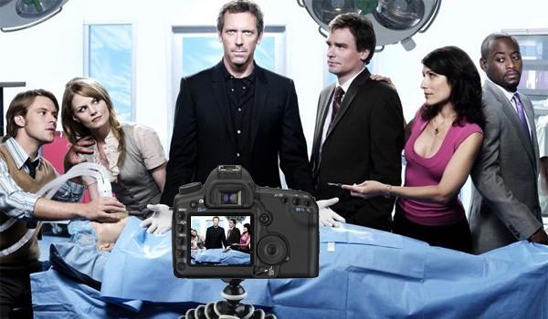 Финал сезона House M.D. был снят фотоаппаратом Canon 5D Mark II