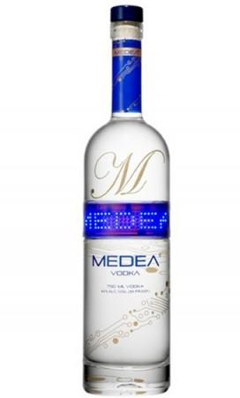 «Говорящая» бутылка водки