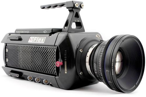 Камкордер Phantom Flex – 1080p, 2800fps