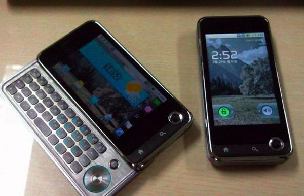 LU2300 – Android-смартфон от LG