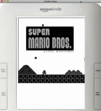«Денди» на читалках Kindle