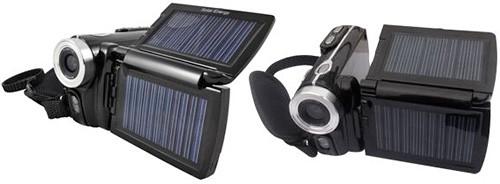 Видеокамера на солнечных батарейках Jetyo HDV-T900