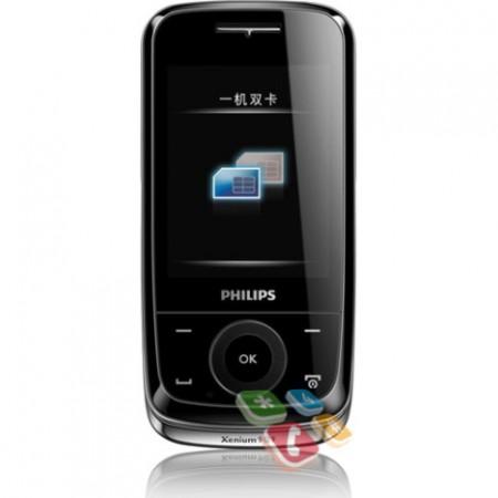 Philips Xenium X510 – телефон с двумя SIM-картами
