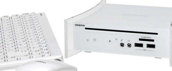 «Ионный» неттоп Onkyo DP312