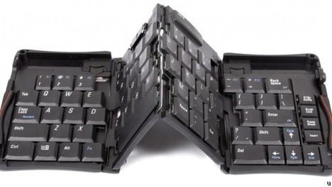 Раскладная клавиатура от Thanko