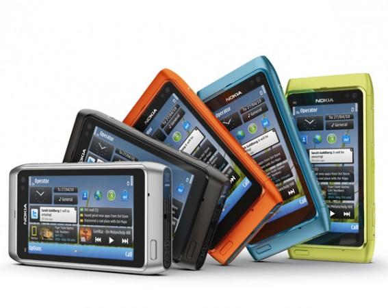 Официальный анонс Nokia N8