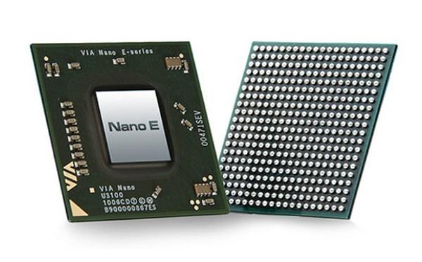Via выпускает 64-битные процессоры Nano E