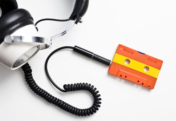 Dadahack Tap3 – MP3-плеер в виде аудиокассеты