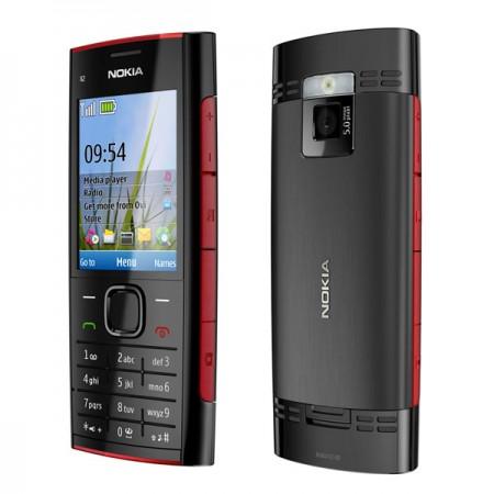 Бюджетный телефон Nokia X2