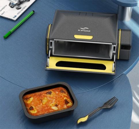 Настольная микроволновая печь