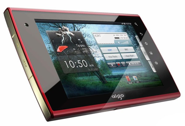 Aigo N700 – очередная таблетка на базе Android
