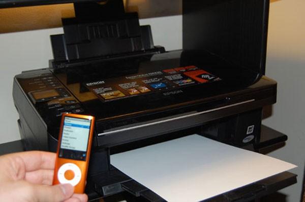 Epson NX420 – недорогое МФУ с беспроводными возможностями