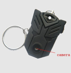 Брелок-видеокамера Keychain Transformer Cam