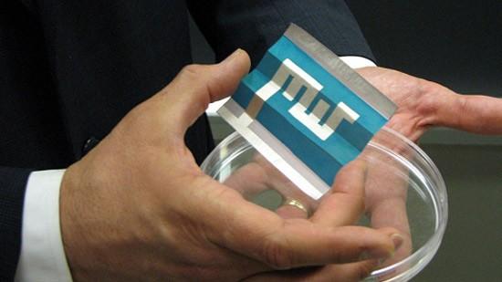 MIT научился печатать солнечные батареи на бумаге