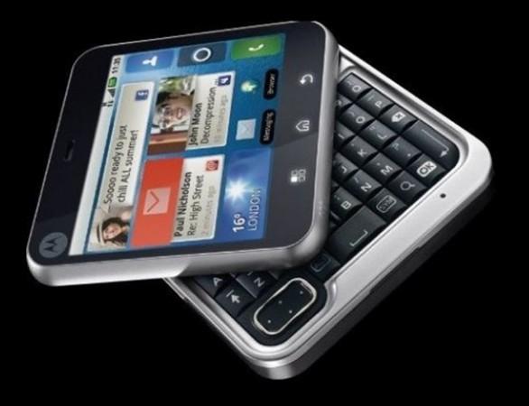 Motorola Flipout – новый Android-смартфон от Motorola