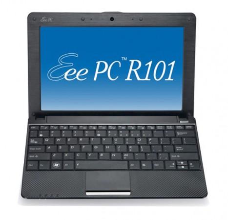 Упрочненный нетбук ASUS Eee PC R101