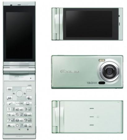 13-мегапиксельный телефон Casio CA005