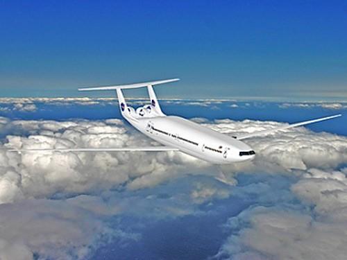 Концепты сверхэкономичных самолетов от MIT