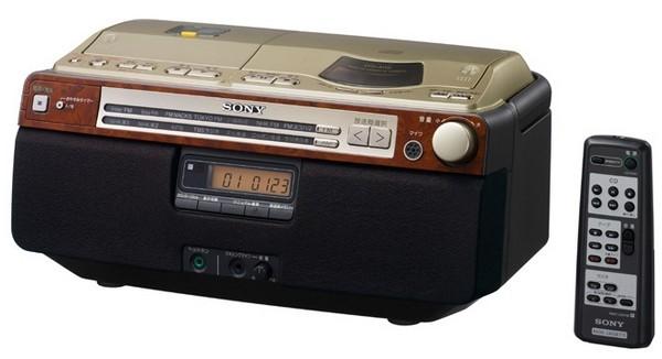 Последний «кассетник» от Sony