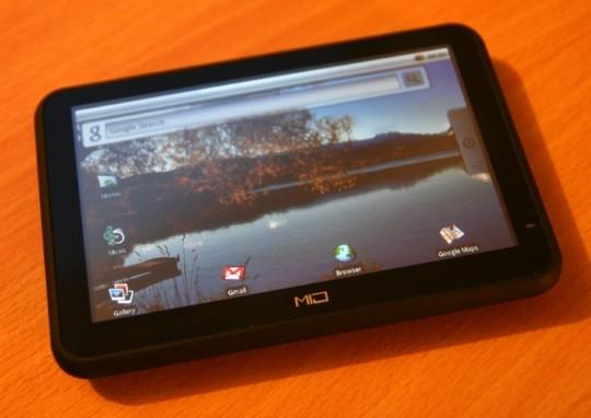Мобильное интернет-устройство Wallet от eviGroup
