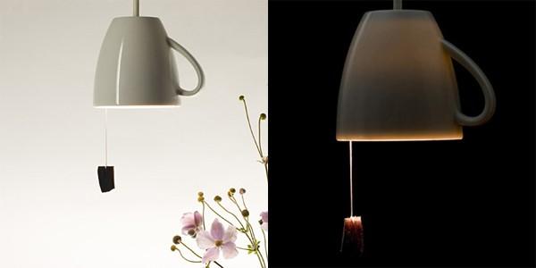 «Чайный светильник» - создаст уют, украсит кухню