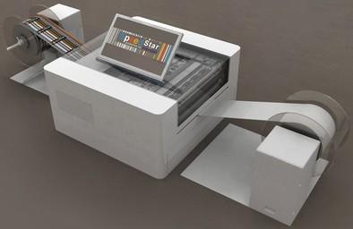 Speedstar 3000 – ультрабыстрый струйный принтер