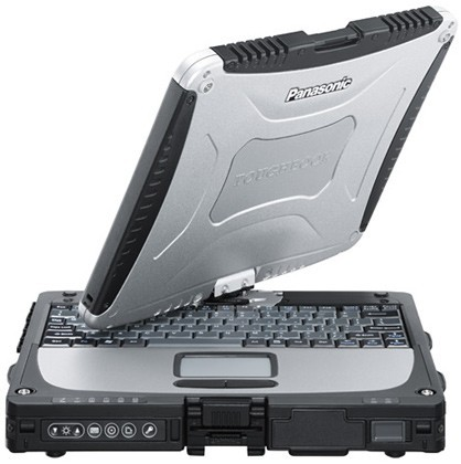 Panasonic Toughbook 19 будет оснащаться Core i5