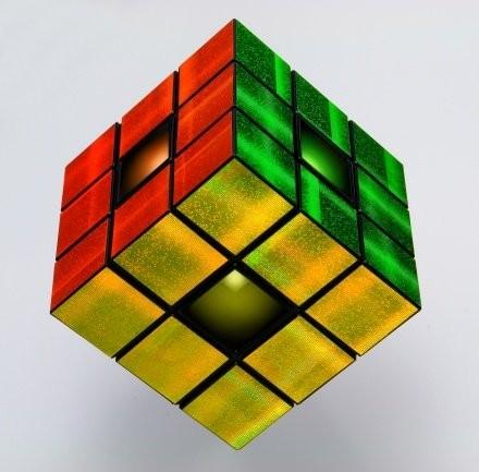 Революция кубика-рубика