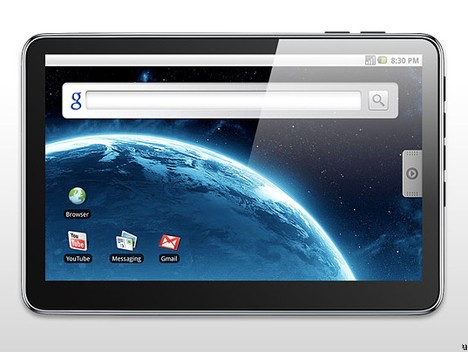Android-таблетка RAmos W7