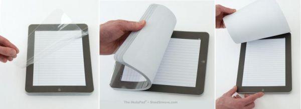 iNotePad – недорогая альтернатива Apple iPad