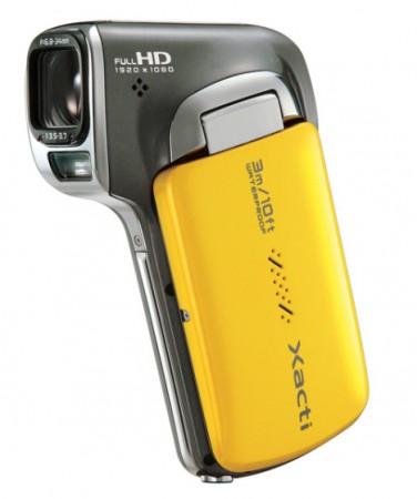 Подводная HD-видеокамера Sanyo Xacti DMX-CA100