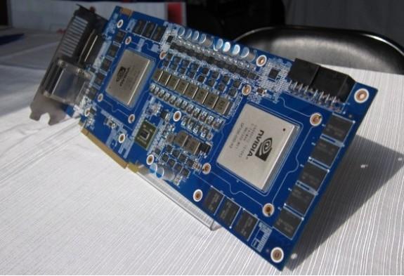 Computex 2010: двухчиповая GTX 470 от Galaxy