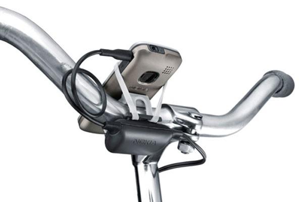 Велосипедное зарядное устройство от Nokia
