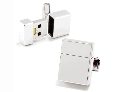 Четырехгигабайтные USB-запонки