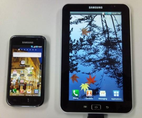 Samsung Galaxy… Tab!
