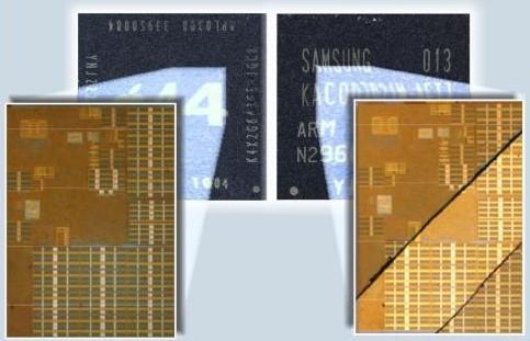 Apple iPad и Samsung Wave используют одинаковый процессор