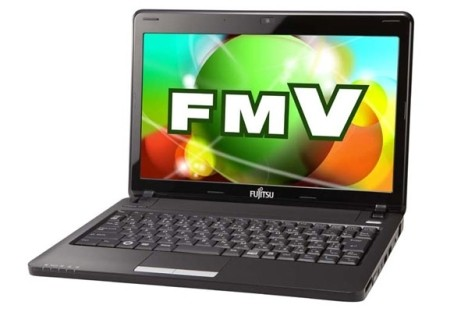 11-дюймовый AMD-ноутбук от Fujitsu