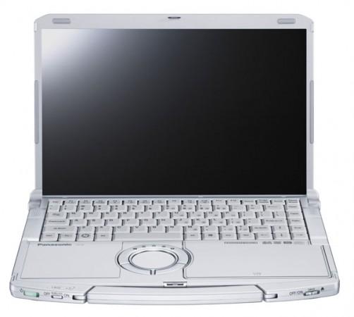 Прочный ноутбук Panasonic Toughbook F9