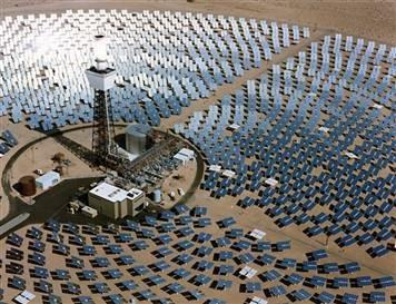Cолнечная электростанция №1 от Masdar