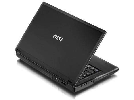 Новый ноутбук MSI CX410