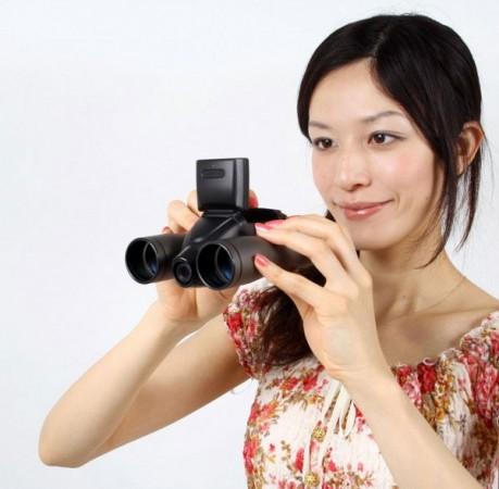 Бинокль-камера