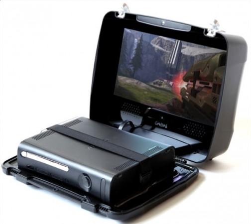 Портативная консоль из Xbox 360