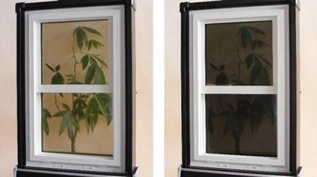 Окна-хамелеоны от RavenBrick