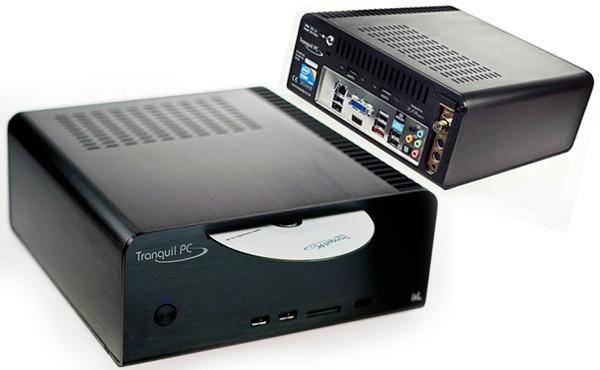 Миниатюрный Tranquil PC iXL с 2,93 ГГц процессором