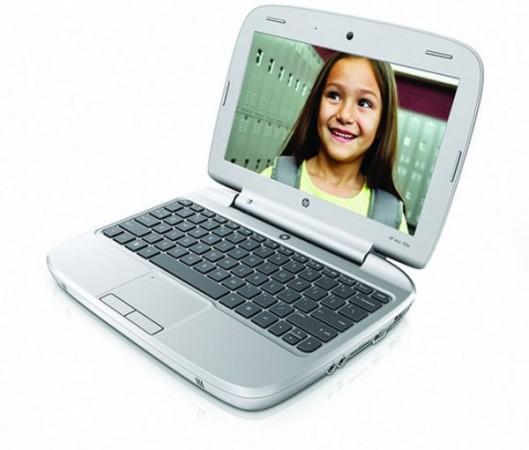 Образовательный нетбук HP Mini 100e