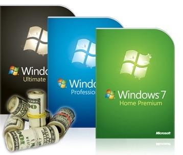 Продано более 150 миллионов копий Windows 7